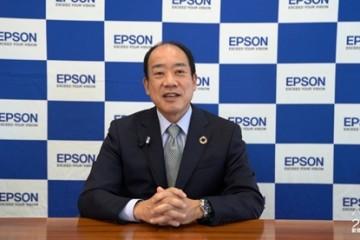 爱普生全球总裁小川恭範:给社会带来益处,才是我们长期的追求